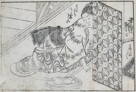 Nishikawa Sukenobu: Behind the Screen - Ronin Gallery