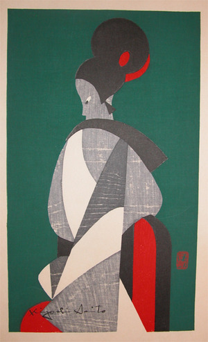 Saito: Bold - Ronin Gallery