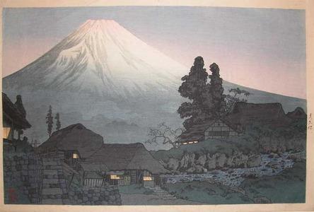 高橋弘明: Mt. Fuji from Mizukubo - Ronin Gallery