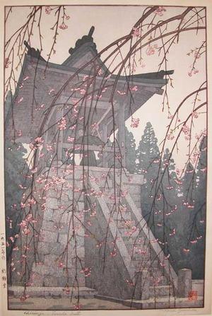 吉田遠志: Heirinji Temple Bell - Ronin Gallery