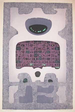 吉田遠志: Delightful - Ronin Gallery