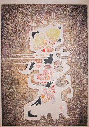 吉田遠志: End of Summer - Ronin Gallery