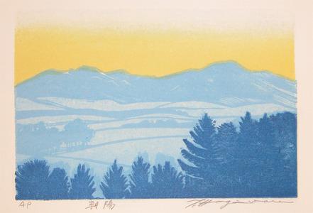 Hagiwara, Tsuneyoshi: The Morning Light - Ronin Gallery