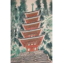 Kotozuka: Muro Pagoda - Ronin Gallery