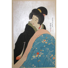 Ito Shinsui: Under the Quilt - Ronin Gallery