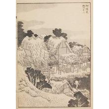 Katsushika Hokusai: Fuji in Asumi Village - Ronin Gallery
