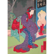 Utagawa Yoshitaki: Princess Yuki - Ronin Gallery