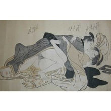 Katsukawa Shuncho: Wishing to Become His Wife - Ronin Gallery