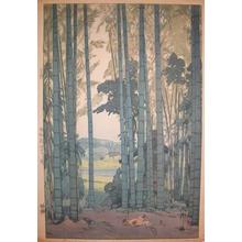 Yoshida: Bamboo Wood - Ronin Gallery