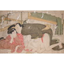 Katsukawa Shuncho: Autumn Humdrums - Ronin Gallery