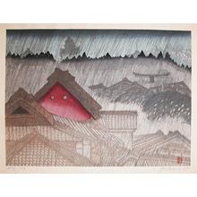 Sekino: Rain Storm - Ronin Gallery