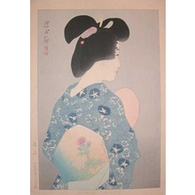 Ito Shinsui: Cooling Off - Ronin Gallery