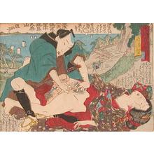 Utagawa Hiroshige: Shirasuga - Ronin Gallery