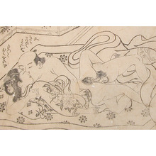 Nishikawa Sukenobu: Tender Lovers - Ronin Gallery