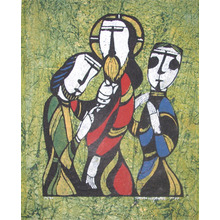 Watanabe: Jesus and his Disciples - Ronin Gallery