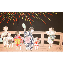 Konobu IV: Children and Fireworks - Ronin Gallery