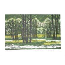 Fujita: SHINING GREEN - Ronin Gallery