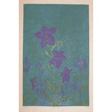 Gashu: The Morning of Bellflowers - Ronin Gallery