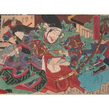Utagawa Kunisada: The Warrior - Ronin Gallery