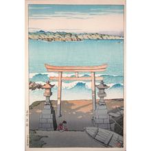 Kawase Hasui: Taikai, Chiba - Ronin Gallery