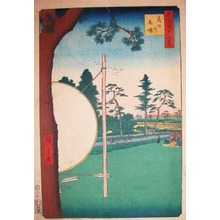 Utagawa Hiroshige: Takata Riding Grounds - Ronin Gallery