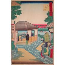 Utagawa Hiroshige II: Matsuchiyama - Ronin Gallery