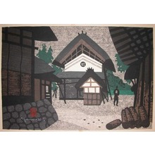 Saito: Village - Ronin Gallery