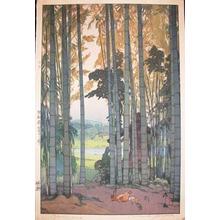 Yoshida: Bamboo Grove - Ronin Gallery