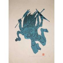 森義利: Guardian Deity - Ronin Gallery