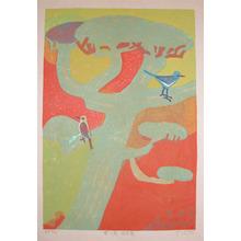 Gashu: Rising Bird, Resting Bird - Ronin Gallery