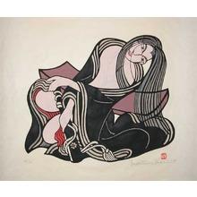 森義利: Black Hair - Ronin Gallery