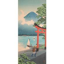 Watanabe Shotei: Utagahama, Nikko - Ronin Gallery