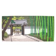 Ido: Gate of Jizoin Temple - Ronin Gallery