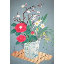 Bakufu: Winter Flowers - Ronin Gallery