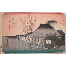 Utagawa Hiroshige: Mariko - Ronin Gallery