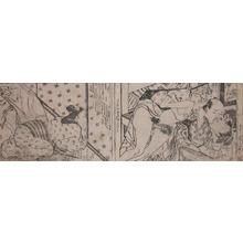 Nishikawa Sukenobu: Peeking - Ronin Gallery