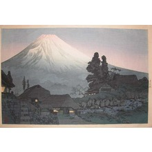 高橋弘明: Mt. Fuji from Mizukubo - Ronin Gallery
