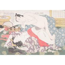 菊川英山: Abandonment - Ronin Gallery