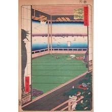 歌川広重: Tsuki no Misaki - Ronin Gallery