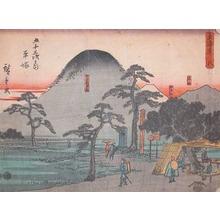 Utagawa Hiroshige: Hiratsuka - Ronin Gallery