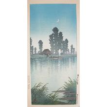 川瀬巴水: Itako - Ronin Gallery