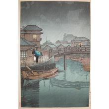 川瀬巴水: Shinagawa - Ronin Gallery