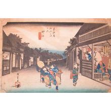 Utagawa Hiroshige: Goyu - Ronin Gallery