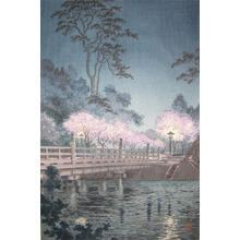 風光礼讃: Benkei Bridge - Ronin Gallery