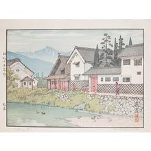 吉田遠志: Matusmoto - Ronin Gallery