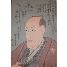 無款: Ichikawa Ebizo - Ronin Gallery