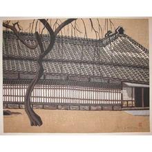 Sekino: Lattice Door - Ronin Gallery