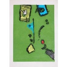 Miyashita Tokio: Spring Field - Ronin Gallery