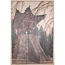 Yoshida Toshi: Heirinji Temple Bell - Ronin Gallery