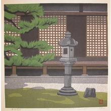 Ido: Joruri Temple Garden - Ronin Gallery